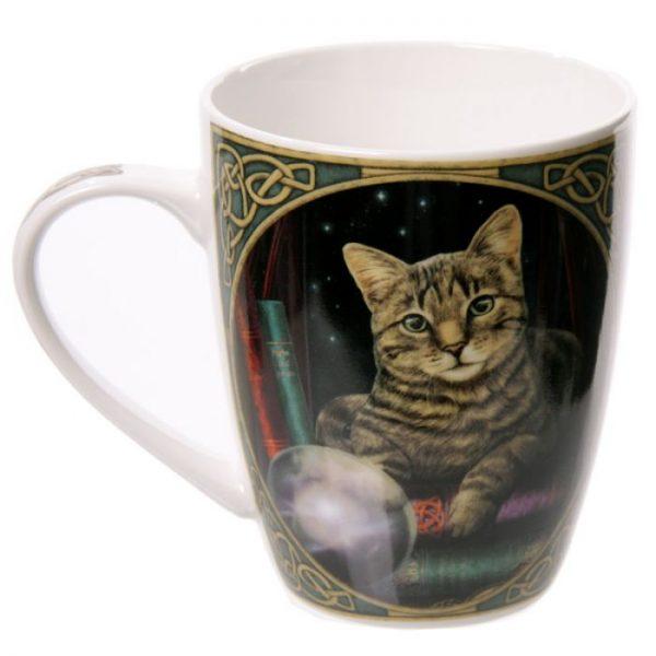 Lisa Parker Mačka médium Porcelánový hrnček 6 - pre milovníkov mačiek