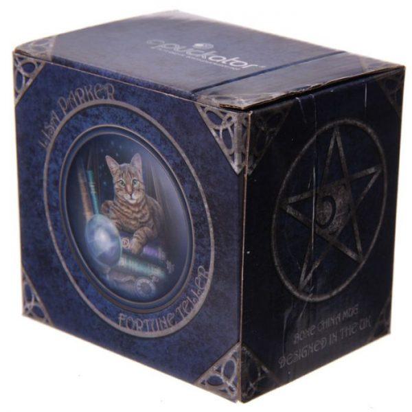 Lisa Parker Mačka médium Porcelánový hrnček 5 - pre milovníkov mačiek