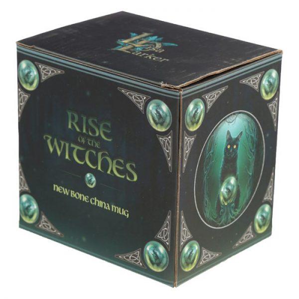 Lisa Parker Rise of the Witches Cat Porcelánový hrnček 5 - pre milovníkov mačiek
