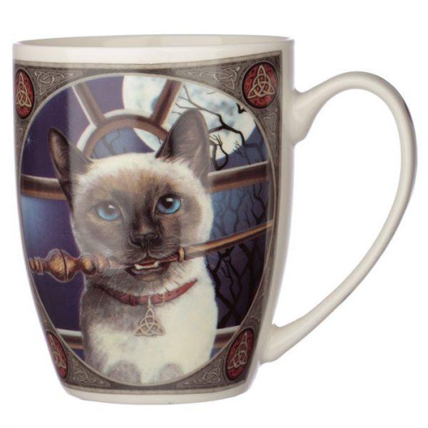 Lisa Parker mačka Hocus Pocus Porcelánový hrnček 5 - pre milovníkov mačiek