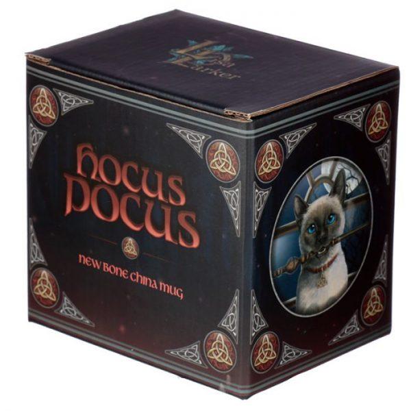 Lisa Parker mačka Hocus Pocus Porcelánový hrnček 6 - pre milovníkov mačiek