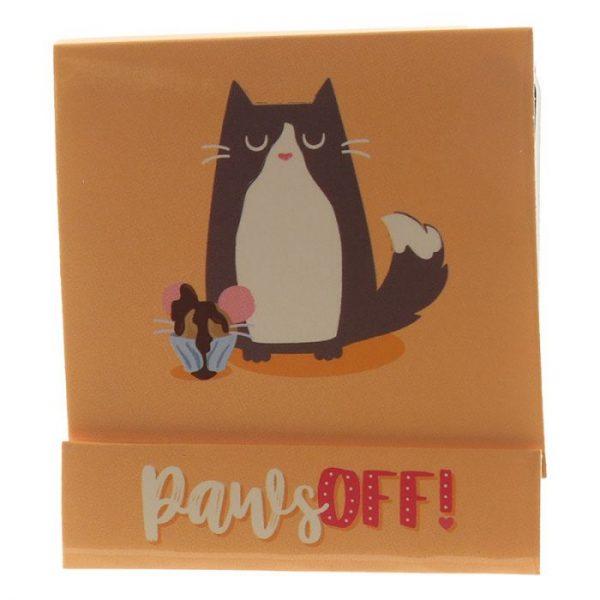Mačka Feline Fine Pilníky na nechty 4 - pre milovníkov mačiek
