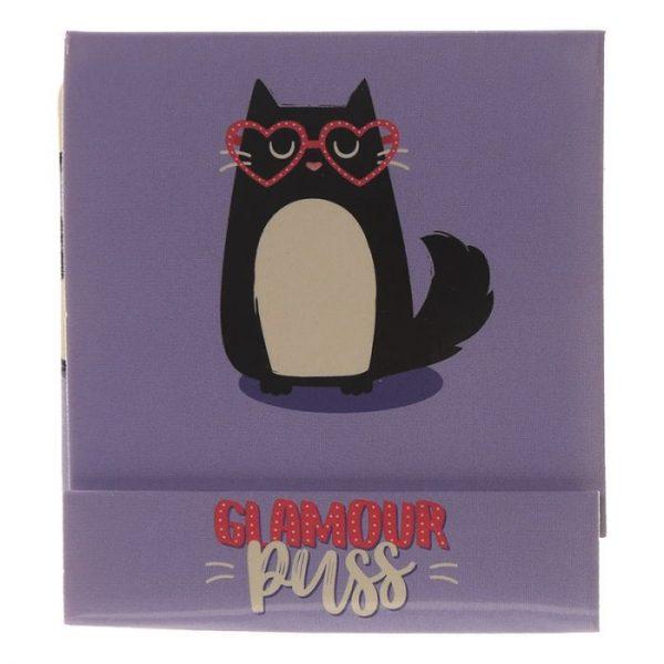 Mačka Feline Fine Pilníky na nechty 5 - pre milovníkov mačiek