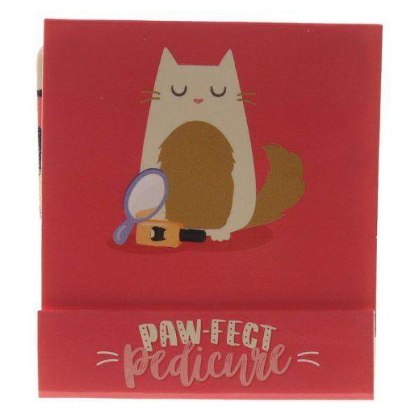 Mačka Feline Fine Pilníky na nechty 10 - pre milovníkov mačiek