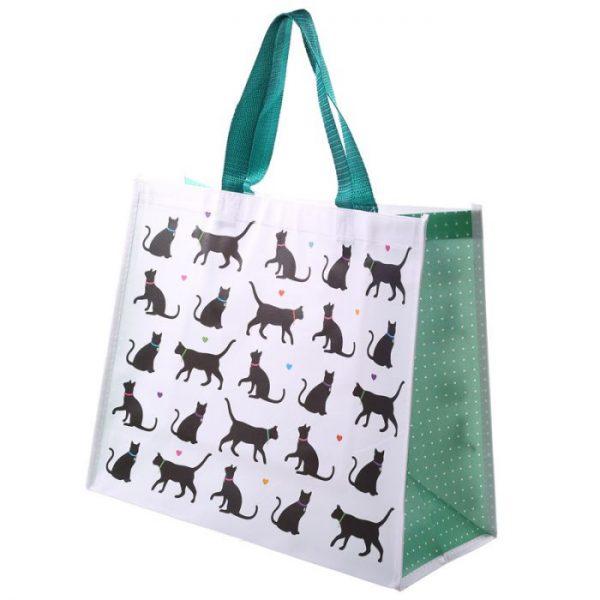 I Love My Cat Nákupná taška 2 - pre milovníkov mačiek