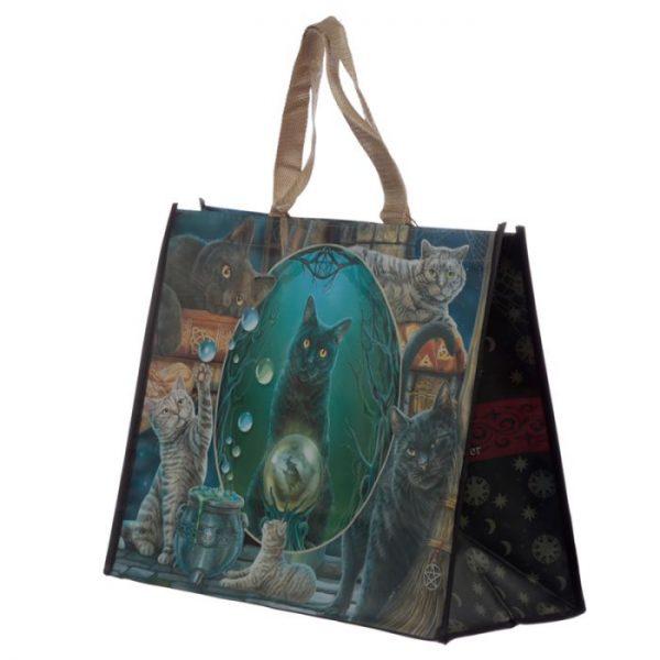 Lisa Parker Magic Cat Montage Nákupná taška 2 - pre milovníkov mačiek