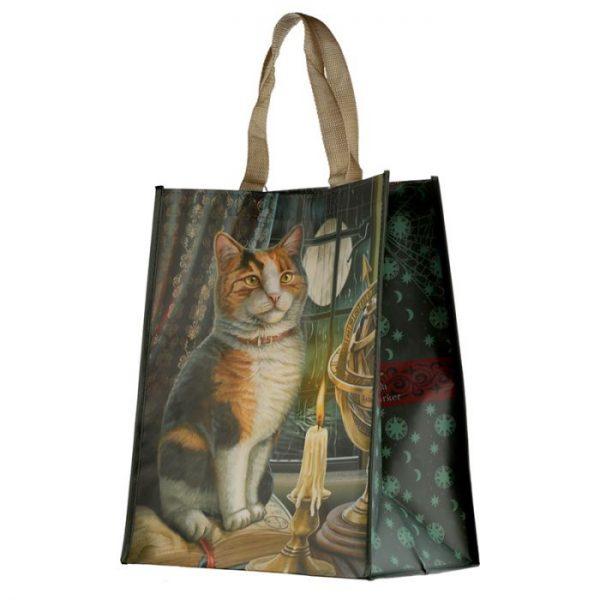 Lisa Parker Adventure Awaits Cat Nákupná taška 1 - pre milovníkov mačiek