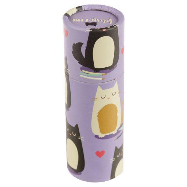 Mačka Feline Fine pastelky v puzdre 3 - pre milovníkov mačiek