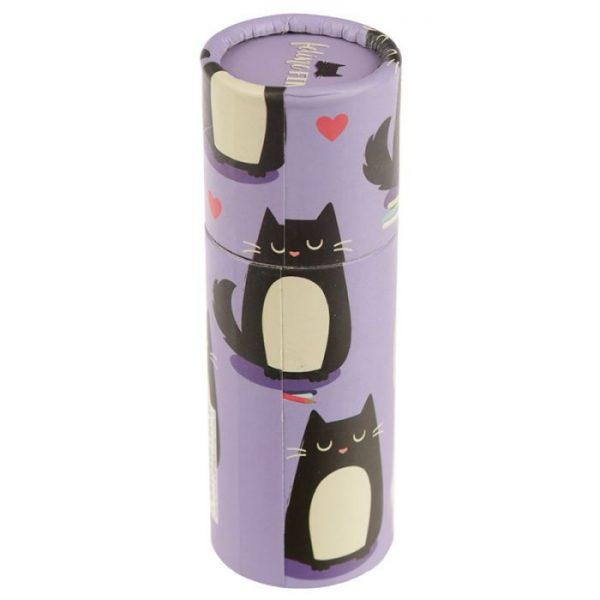 Mačka Feline Fine pastelky v puzdre 6 - pre milovníkov mačiek