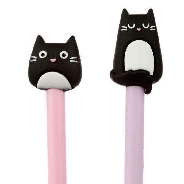 Feline Fine Cat Pero s tenkým hrotom - fialové 2 - pre milovníkov mačiek