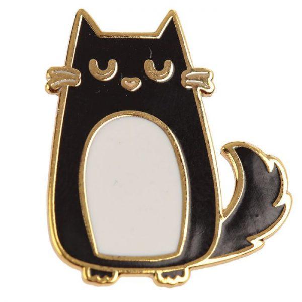 Zběratelská Mačka Feline Fine Brož 2 - pre milovníkov mačiek