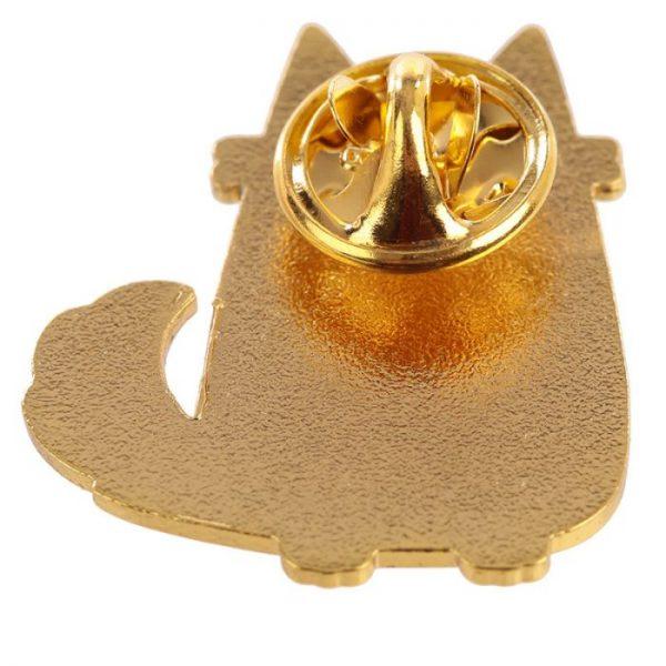 Zběratelská Mačka Feline Fine Brož 4 - pre milovníkov mačiek