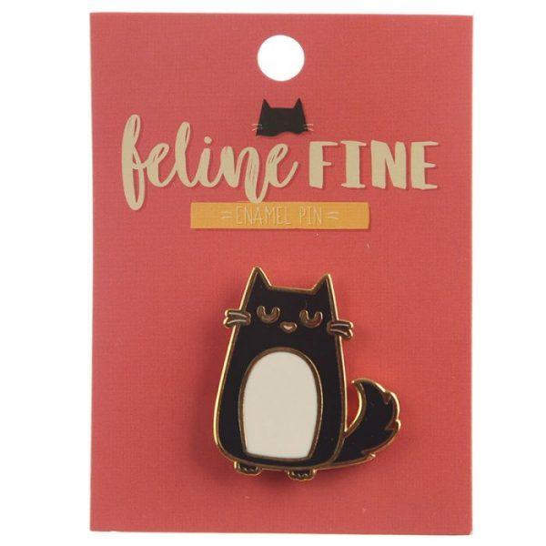 Zběratelská Mačka Feline Fine Brož 3 - pre milovníkov mačiek