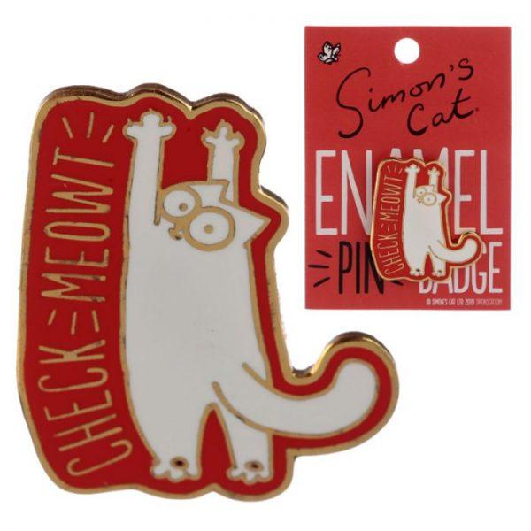 Collectable Simon's Cat CHECK MEOWT Brož 1 - pre milovníkov mačiek