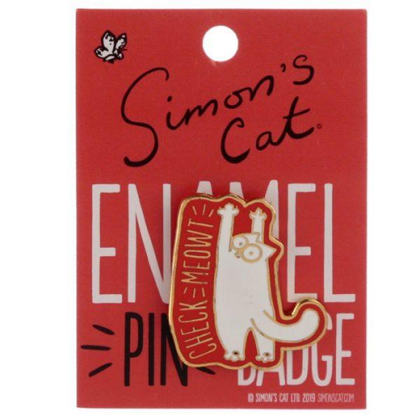 Collectable Simon's Cat CHECK MEOWT Brož 3 - pre milovníkov mačiek