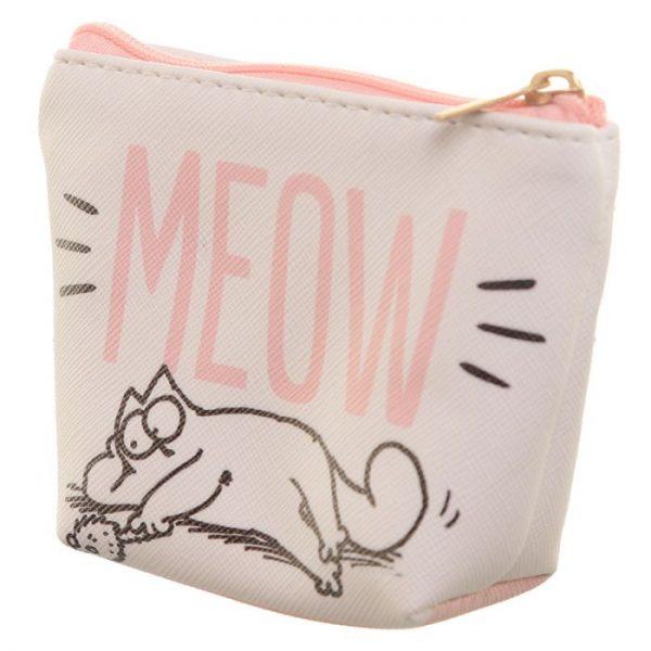 Simon's Cat Slogan PVC Peňaženka 10 - pre milovníkov mačiek