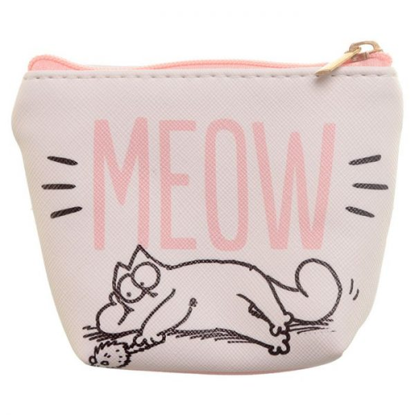 Simon's Cat Slogan PVC Peňaženka 6 - pre milovníkov mačiek