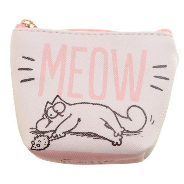 Simon's Cat Slogan PVC Peňaženka 4 - pre milovníkov mačiek