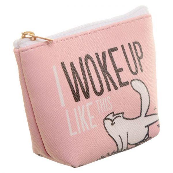 Simon's Cat Slogan PVC Peňaženka 7 - pre milovníkov mačiek