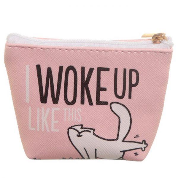 Simon's Cat Slogan PVC Peňaženka 8 - pre milovníkov mačiek