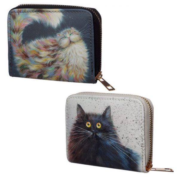 Kim Haskins Cat Malá peňaženka 1 - pre milovníkov mačiek