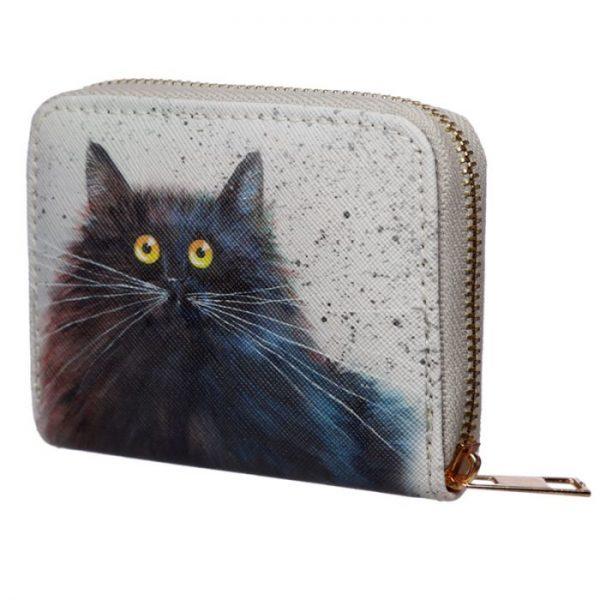 Kim Haskins Cat Malá peňaženka 6 - pre milovníkov mačiek