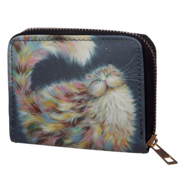Kim Haskins Cat Malá peňaženka 5 - pre milovníkov mačiek