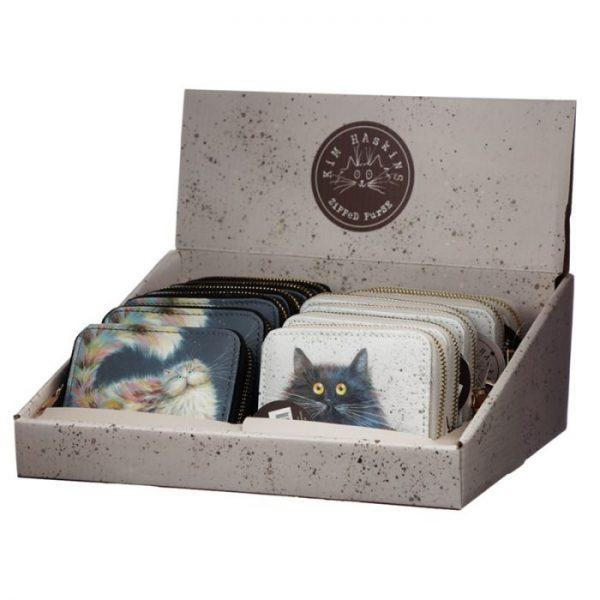 Kim Haskins Cat Malá peňaženka 2 - pre milovníkov mačiek