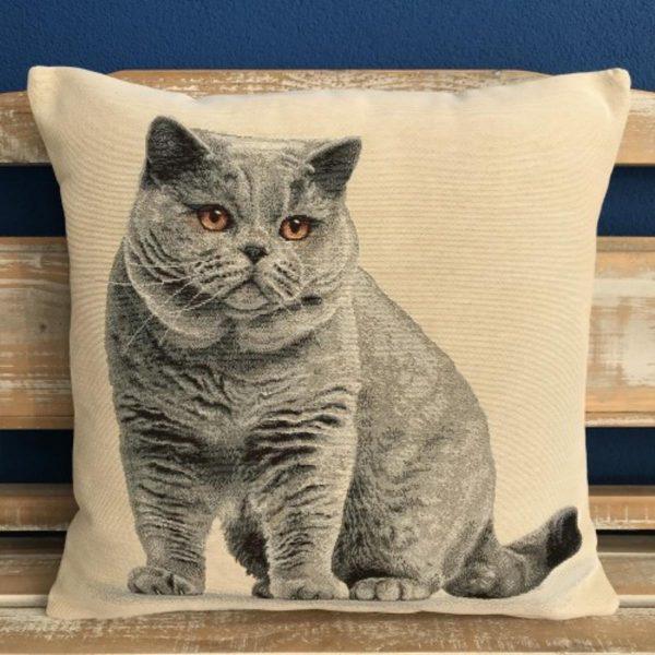 Obliečka na vankúš Cat - 42 x 42 cm 1 - pre milovníkov mačiek